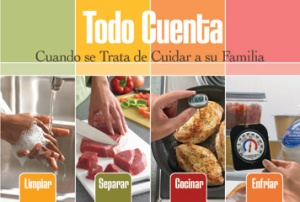 food safety espanol